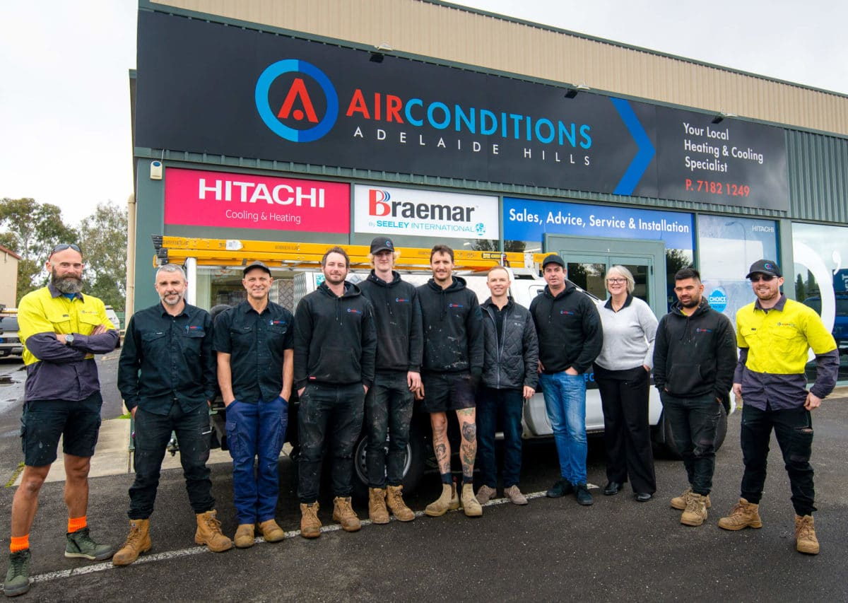 The Airconditions Team